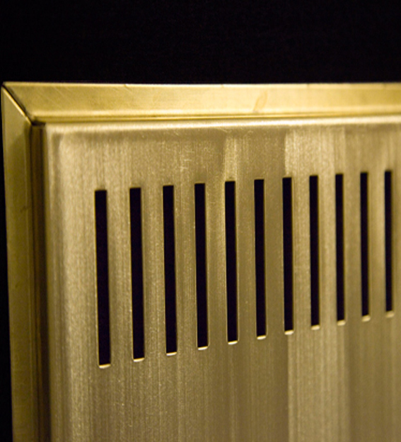 Brass Radiator Covers