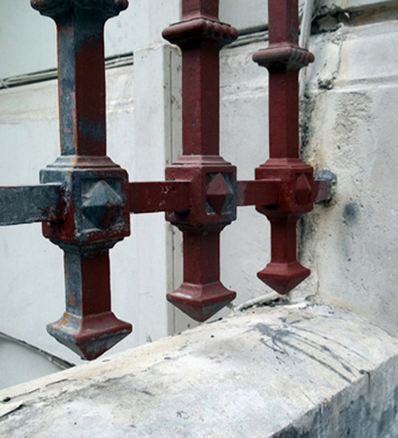 Metal Railings Repair
